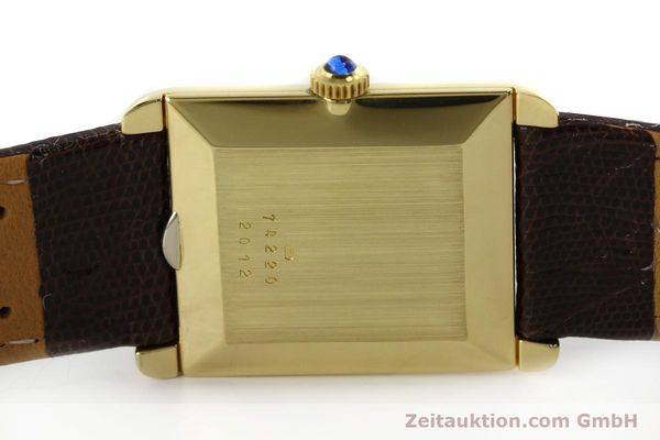 Used luxury watch Chopard * 18 ct gold manual winding Kal. ETA 2512  | 150645 08