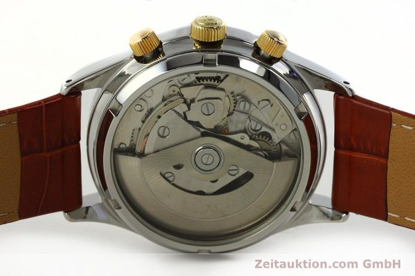 gebrauchte Luxusuhr Chronoswiss Pacific Chronograph Stahl / Gold Automatik Kal. 7414 VAL 7750  | 150647 09