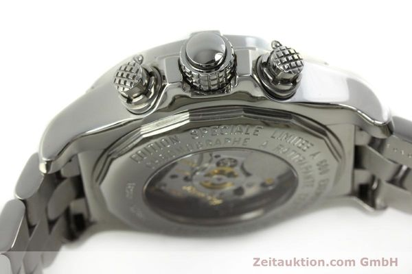 gebrauchte Luxusuhr Breitling Avenger Chronograph Stahl Quarz Kal. B69 Ref. A69360 LIMITED EDITION | 150658 10