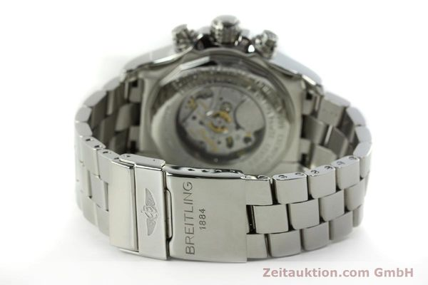 gebrauchte Luxusuhr Breitling Avenger Chronograph Stahl Quarz Kal. B69 Ref. A69360 LIMITED EDITION | 150658 11