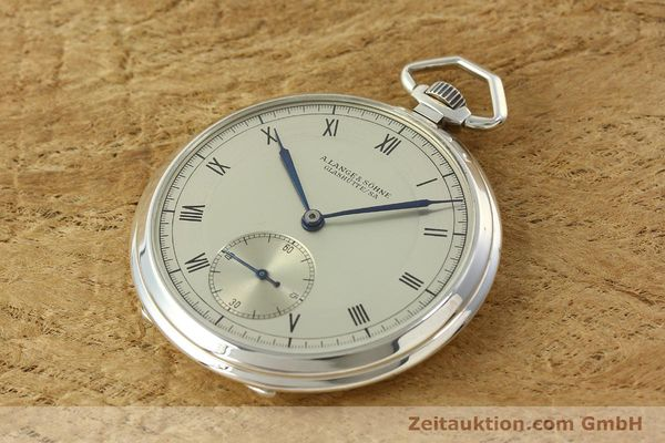 Used luxury watch A. Lange & Söhne * silver manual winding  | 150662 01