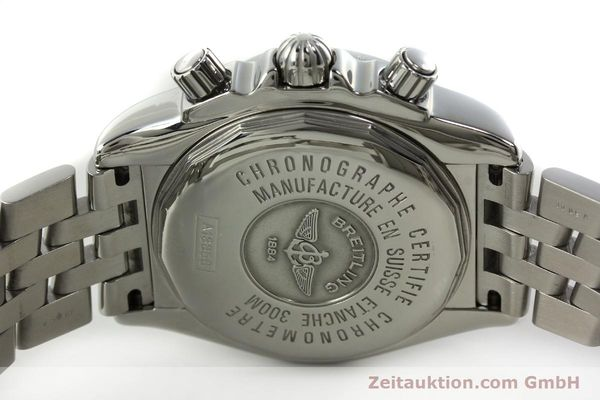 Used luxury watch Breitling Evolution chronograph steel automatic Kal. B13 ETA 7750 Ref. A13356  | 150663 09
