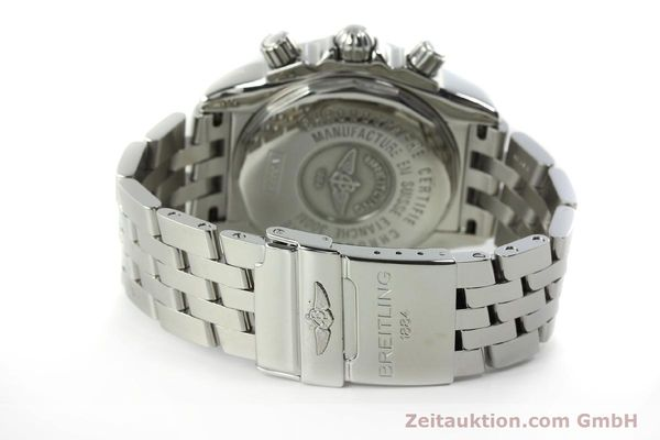 Used luxury watch Breitling Evolution chronograph steel automatic Kal. B13 ETA 7750 Ref. A13356  | 150663 11