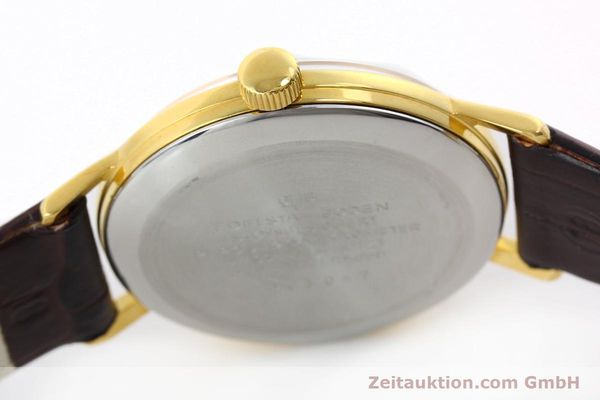Used luxury watch Glashütte * gold-plated manual winding Kal. 69.1  | 150666 08