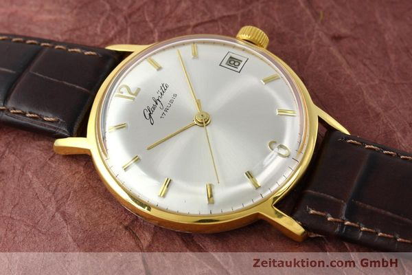 Used luxury watch Glashütte * gold-plated manual winding Kal. 69.1  | 150666 12