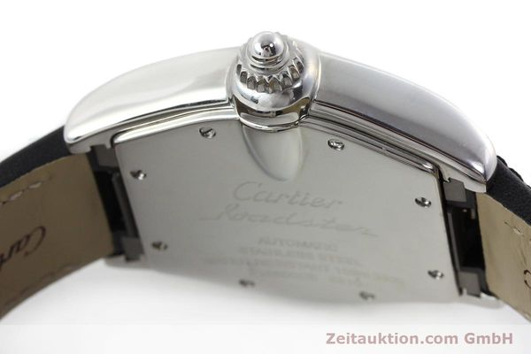 Used luxury watch Cartier Roadster steel automatic Kal. 3110 ETA 2892A2  | 150674 11