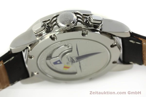 Used luxury watch Corum Admirals Cup chronograph steel automatic Kal. ETA 2892A2 Ref. 285.630.20  | 150676 08