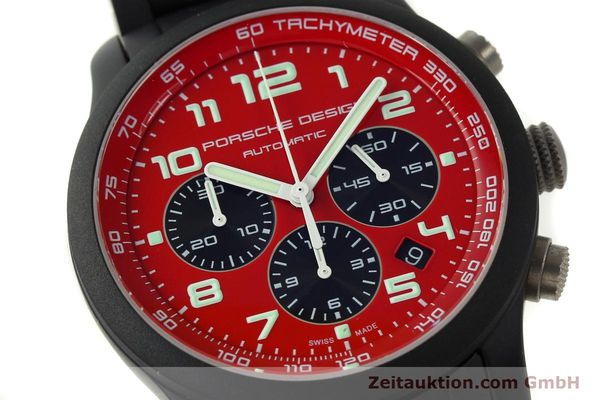Used luxury watch Porsche Design Dashbord chronograph aluminium automatic Kal. ETA 2894-2 Ref. 6612.17/2  | 150685 02