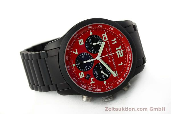 Used luxury watch Porsche Design Dashbord chronograph aluminium automatic Kal. ETA 2894-2 Ref. 6612.17/2  | 150685 03