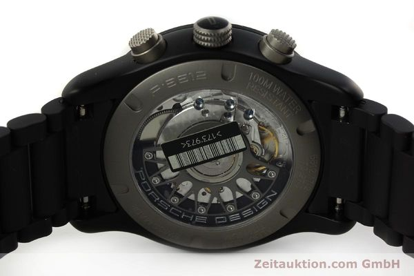 Used luxury watch Porsche Design Dashbord chronograph aluminium automatic Kal. ETA 2894-2 Ref. 6612.17/2  | 150685 09