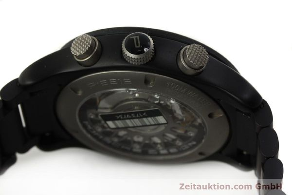 Used luxury watch Porsche Design Dashbord chronograph aluminium automatic Kal. ETA 2894-2 Ref. 6612.17/2  | 150685 11