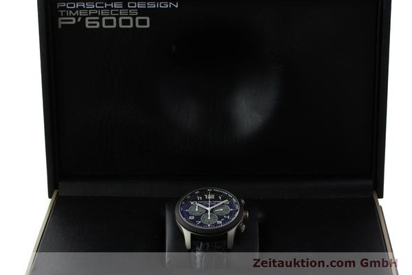 Used luxury watch Porsche Design Dashbord chronograph titanium automatic Kal. ETA 2894-2 Ref. 6612.15/2  | 150686 07