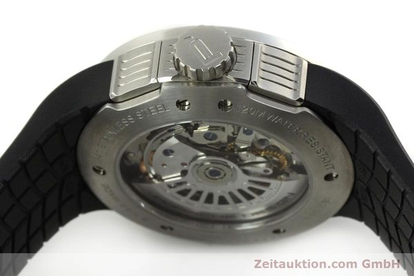 Used luxury watch Porsche Design Flat Six chronograph steel automatic Kal. ETA 7750 Ref. P6340  | 150688 11