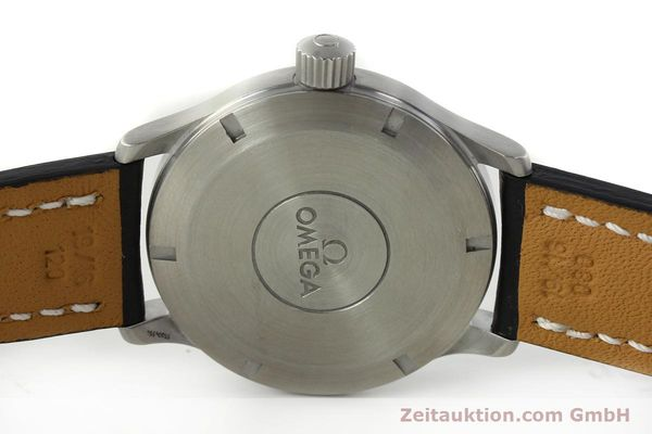 Used luxury watch Omega Dynamic steel automatic Kal. 1108 ETA 2892-A2 Ref. 52505007  | 150693 09