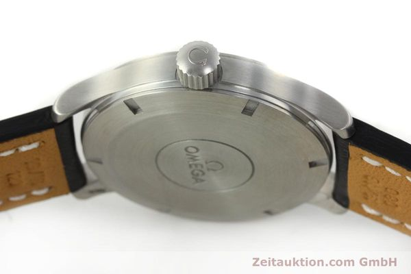 Used luxury watch Omega Dynamic steel automatic Kal. 1108 ETA 2892-A2 Ref. 52505007  | 150693 12