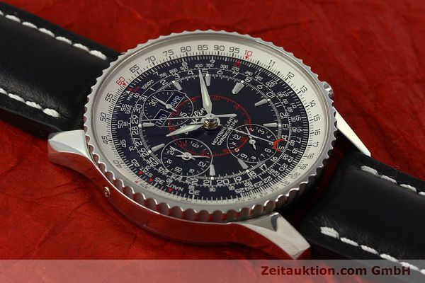 Used luxury watch Breitling Montbrillant chronograph steel automatic Kal. B21 Eta Ref. A21330  | 150698 16