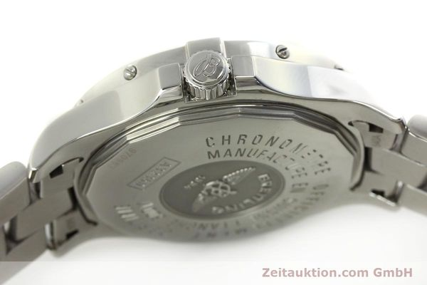 Used luxury watch Breitling Colt GMT steel automatic Kal. B32 ETA 2893-2 Ref. A32350  | 150701 11