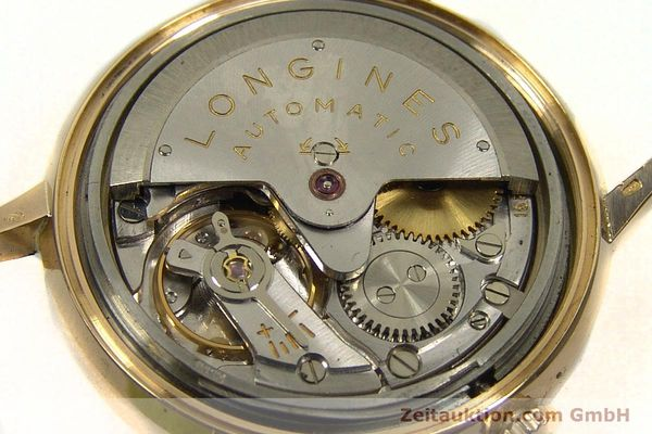 Used luxury watch Longines Conquest 18 ct gold automatic Kal. 291  | 150706 10