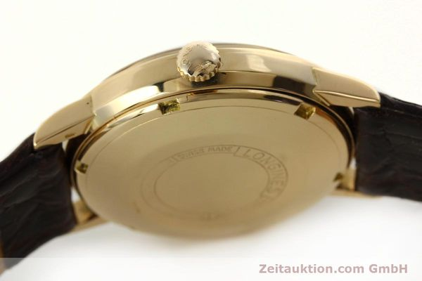 Used luxury watch Longines Conquest 18 ct gold automatic Kal. 291  | 150706 11