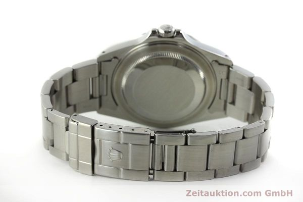 Used luxury watch Rolex Explorer II steel automatic Kal. 3185 Ref. 16570  | 150708 12