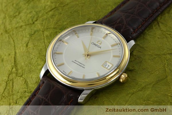 Used luxury watch Omega De Ville steel / gold automatic Kal. 1109  | 150711 01