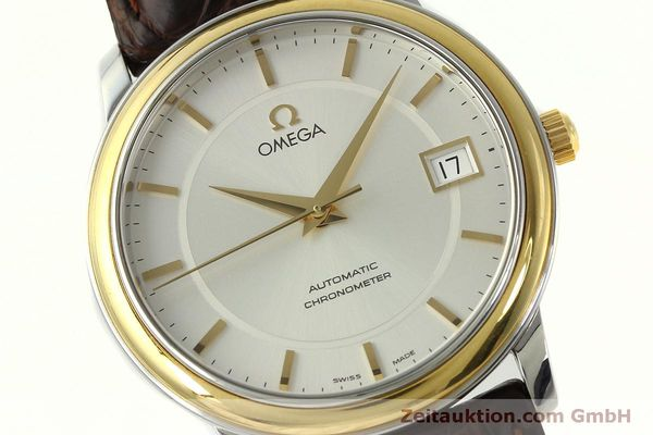 Used luxury watch Omega De Ville steel / gold automatic Kal. 1109  | 150711 02