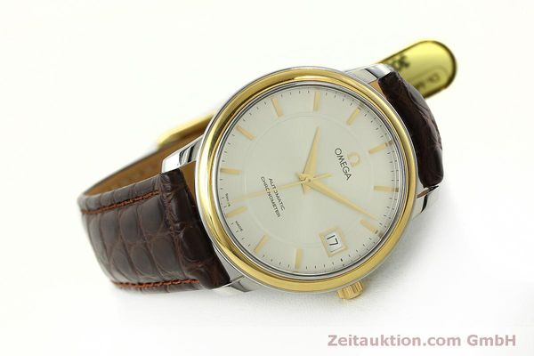 Used luxury watch Omega De Ville steel / gold automatic Kal. 1109  | 150711 03