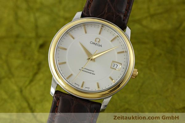 Used luxury watch Omega De Ville steel / gold automatic Kal. 1109  | 150711 04