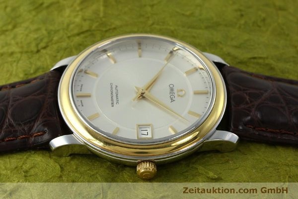 Used luxury watch Omega De Ville steel / gold automatic Kal. 1109  | 150711 05