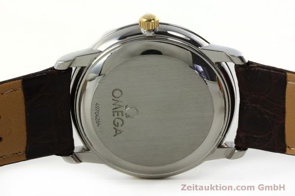 Used luxury watch Omega De Ville steel / gold automatic Kal. 1109  | 150711 09
