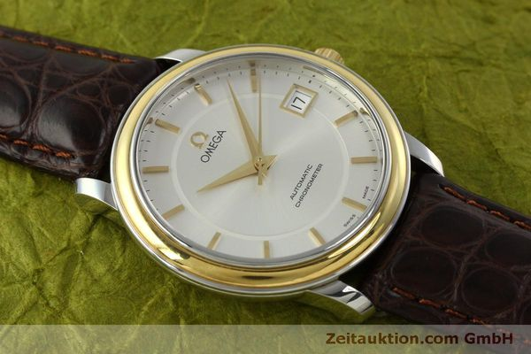 Used luxury watch Omega De Ville steel / gold automatic Kal. 1109  | 150711 18