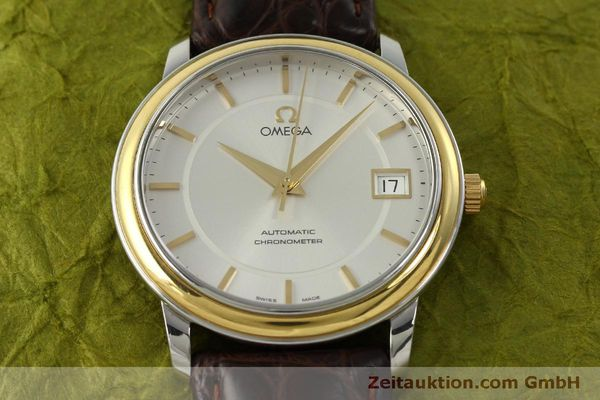 Used luxury watch Omega De Ville steel / gold automatic Kal. 1109  | 150711 19