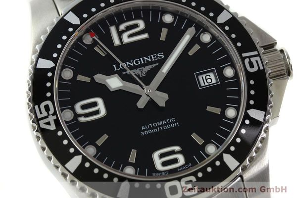 Used luxury watch Longines Conquest steel automatic Kal. L633.5 ETA 2824-2 Ref. L3.642.4  | 150717 02