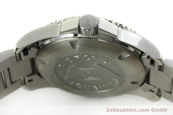 Used luxury watch Longines Conquest steel automatic Kal. L633.5 ETA 2824-2 Ref. L3.642.4  | 150717 12