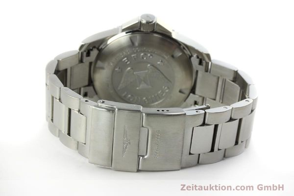 Used luxury watch Longines Conquest steel automatic Kal. L633.5 ETA 2824-2 Ref. L3.642.4  | 150717 13