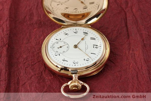 Used luxury watch Assmann Taschenuhr 14 ct red gold manual winding  | 150726 05