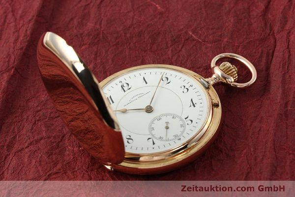 Used luxury watch Assmann Taschenuhr 14 ct red gold manual winding  | 150726 14
