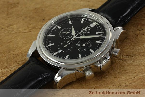 Used luxury watch Omega De Ville chronograph steel automatic Kal. 3313B  | 150727 01
