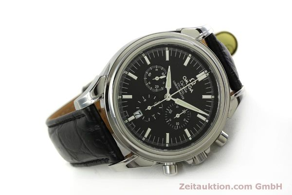 Used luxury watch Omega De Ville chronograph steel automatic Kal. 3313B  | 150727 03