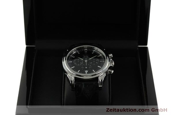 Used luxury watch Omega De Ville chronograph steel automatic Kal. 3313B  | 150727 07