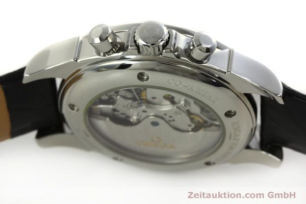 Used luxury watch Omega De Ville chronograph steel automatic Kal. 3313B  | 150727 08