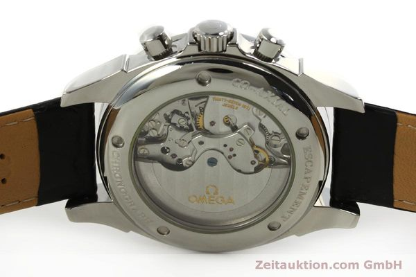Used luxury watch Omega De Ville chronograph steel automatic Kal. 3313B  | 150727 09