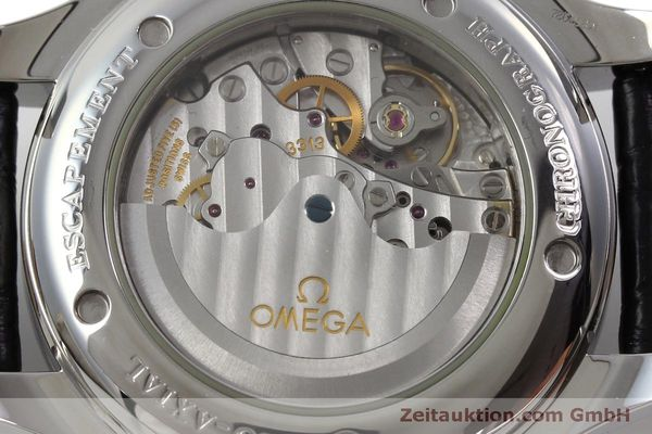 Used luxury watch Omega De Ville chronograph steel automatic Kal. 3313B  | 150727 10