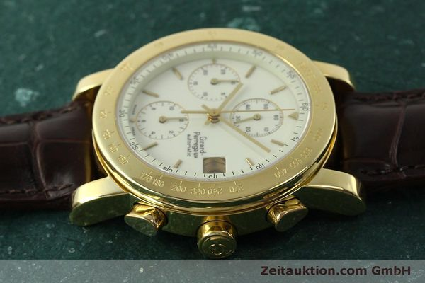 Used luxury watch Girard Perregaux 7000 chronograph 18 ct gold automatic Kal. 800-014 Ref. 7000  | 150729 05