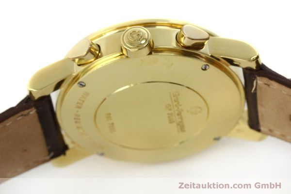 Used luxury watch Girard Perregaux 7000 chronograph 18 ct gold automatic Kal. 800-014 Ref. 7000  | 150729 11