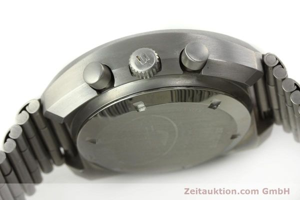 Used luxury watch Sinn D1 Mission chronograph steel automatic Kal. 5100  | 150732 08