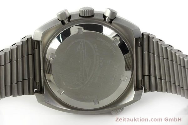 Used luxury watch Sinn D1 Mission chronograph steel automatic Kal. 5100  | 150732 09