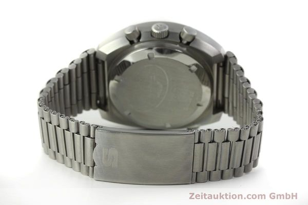 Used luxury watch Sinn D1 Mission chronograph steel automatic Kal. 5100  | 150732 11