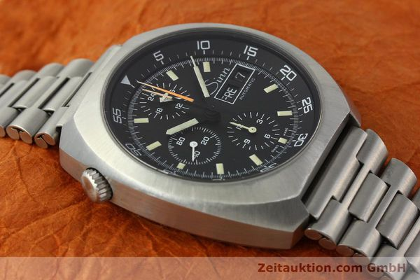 Used luxury watch Sinn D1 Mission chronograph steel automatic Kal. 5100  | 150732 14