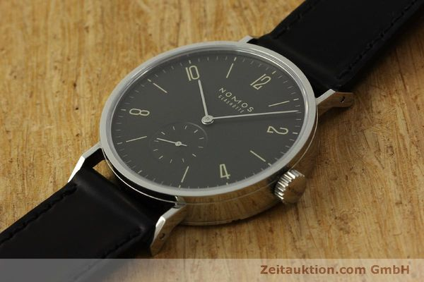 Used luxury watch Nomos Tangomat steel automatic Kal. Epsilon 9935  | 150737 01
